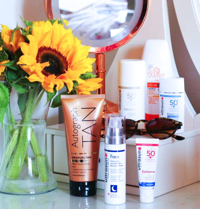 The importance of sun protection – Ultra Sun and Marks and Spencer have you covered