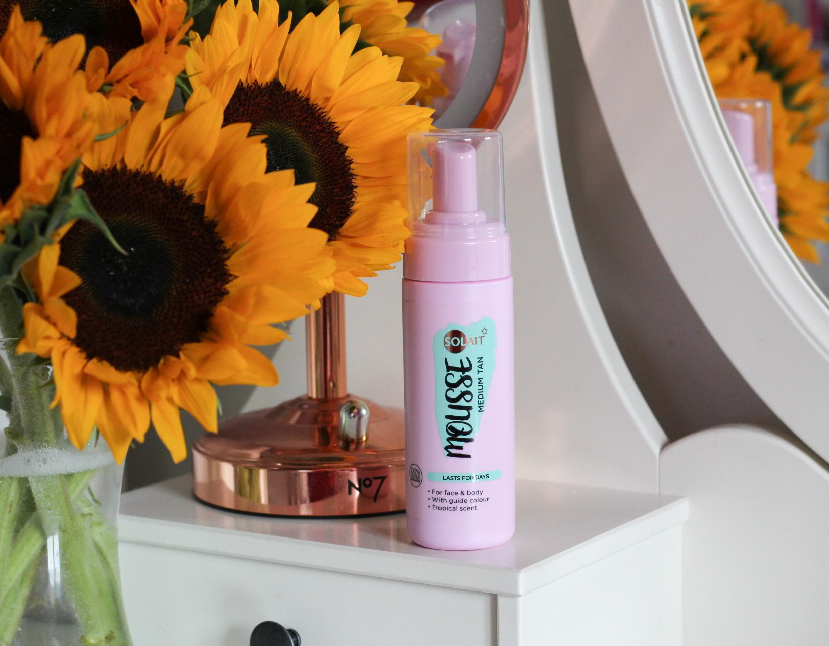 Superdrug Solait Mousse Tan – Foolproof Fake Tan