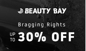 Best of Beauty Bay Bragging Rights 30% Off