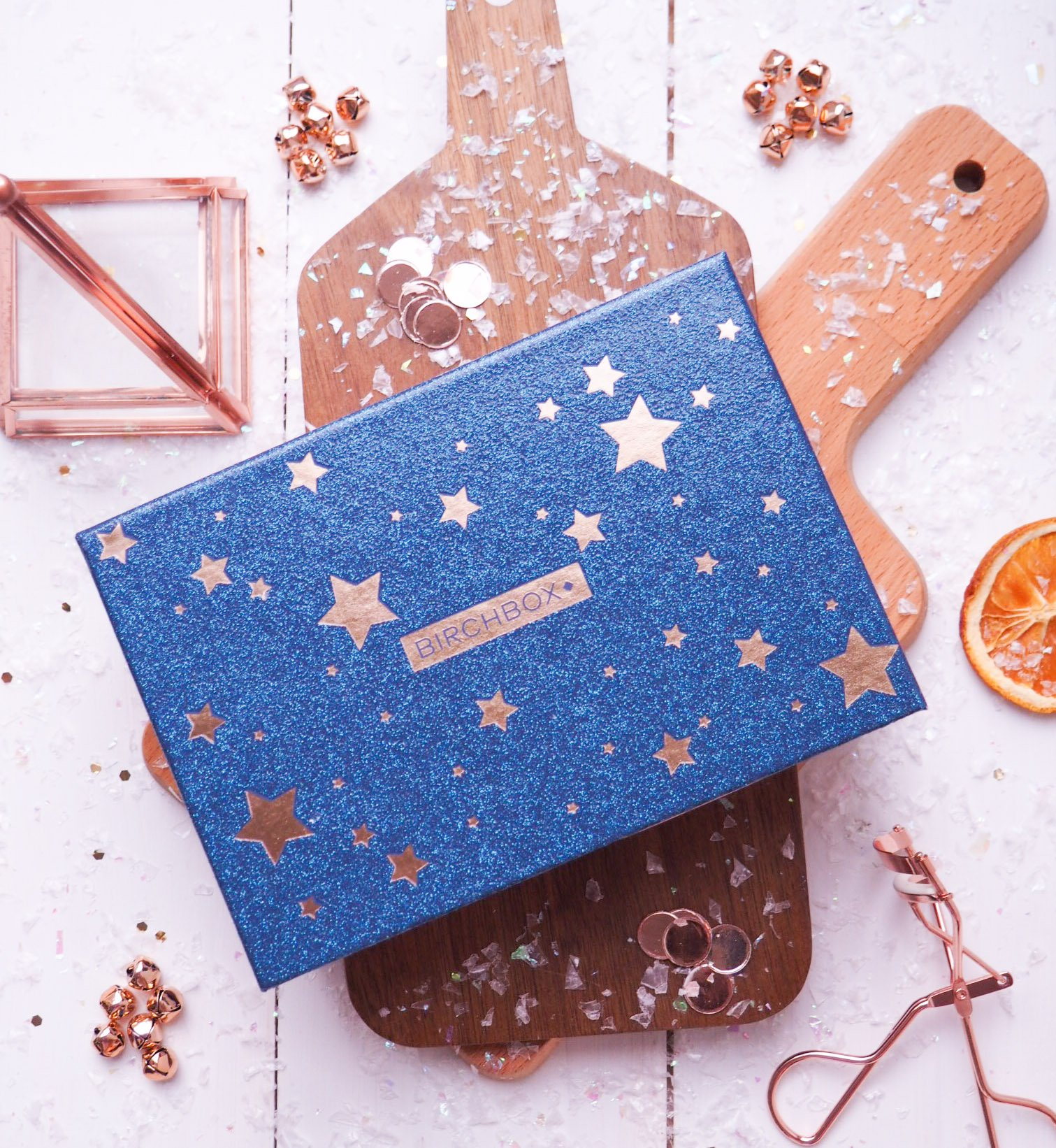 Birchbox December Ready to Twinkle All The Way Unboxing