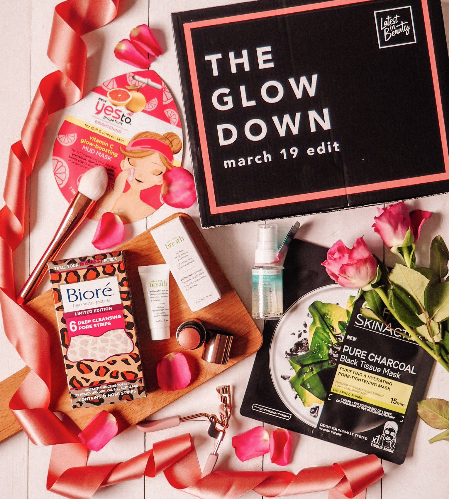Pick your dream beauty box with Latest In Beauty Build Your Own Box
