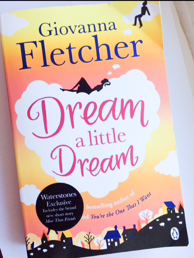 This image has an empty alt attribute; its file name is Dream-a-little-Dream-by-Giovanna-Fletcher_edited.jpg