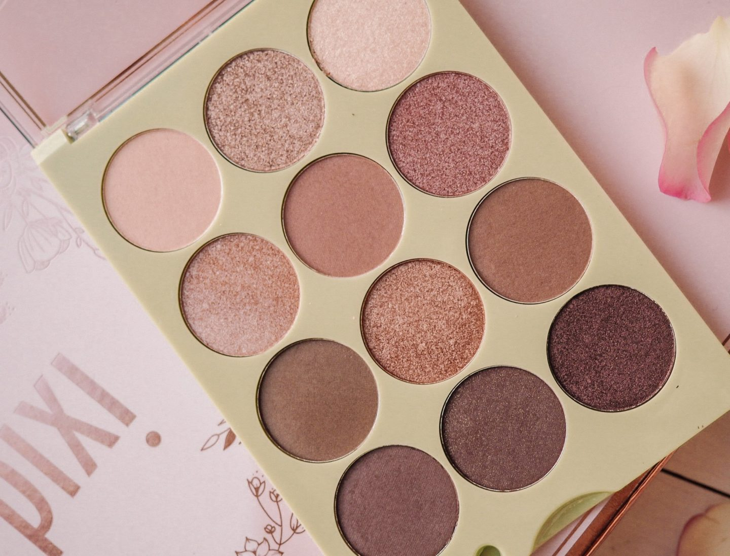 Pixi Eye Reflections Natural Beauty Palette