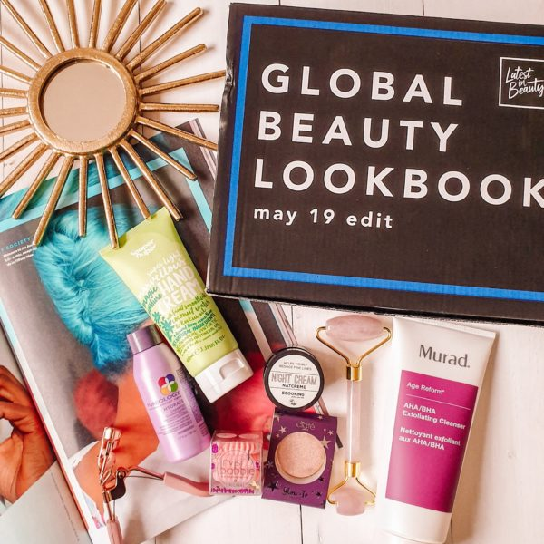 Latest in Beauty May 2019 Box Review