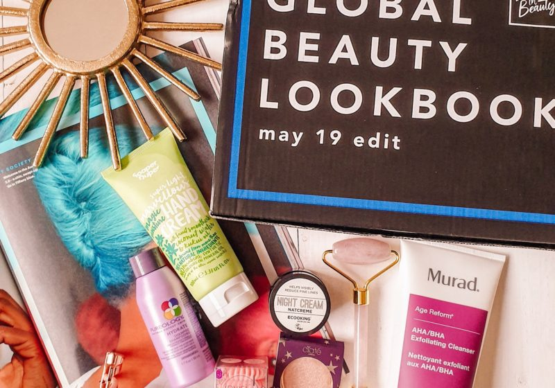 Latest in Beauty Build Your Own Box – Review May 2019