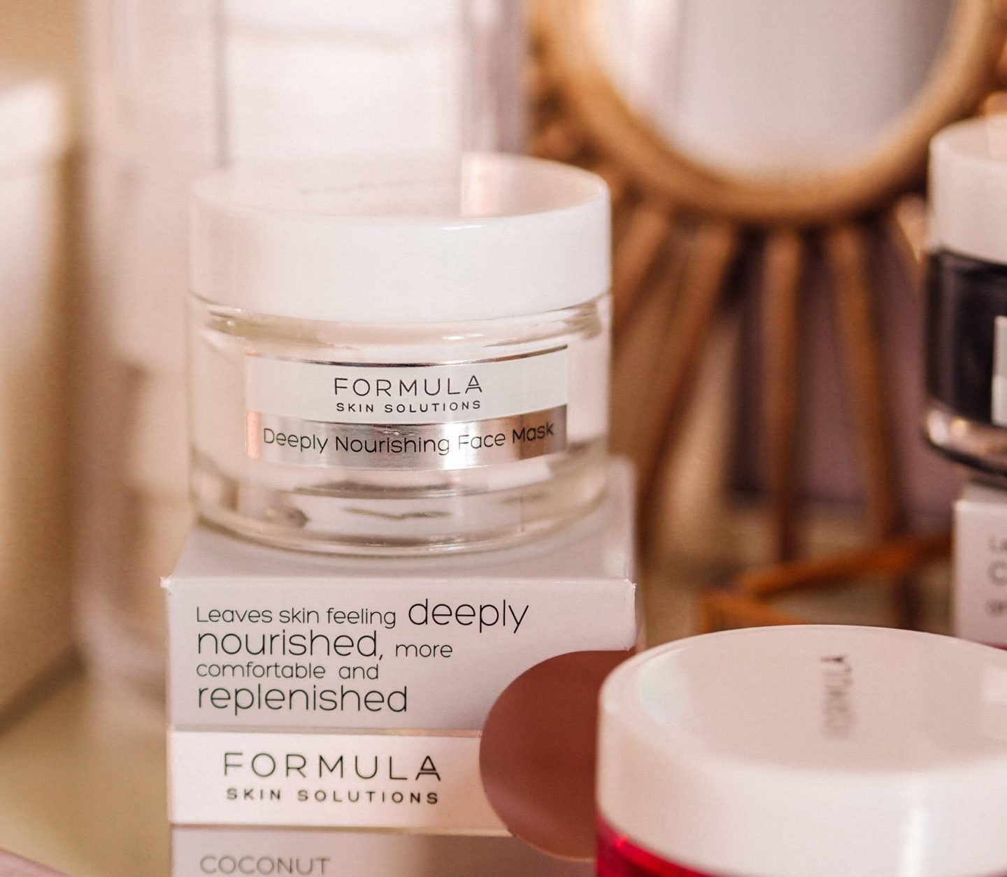 Marks and Spencer Formula Skin Solutions Deeply Nourishing Mask