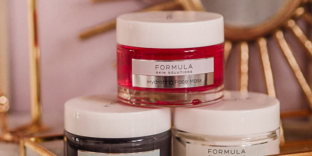 Marks and Spencer Formula Skin Solutions Masks