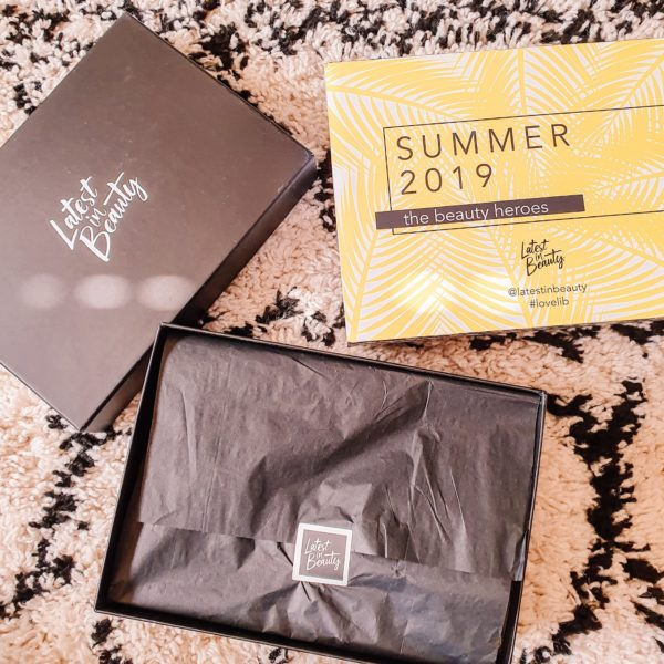 Latest In Beauty Summer 19 The Beauty Heroes Review