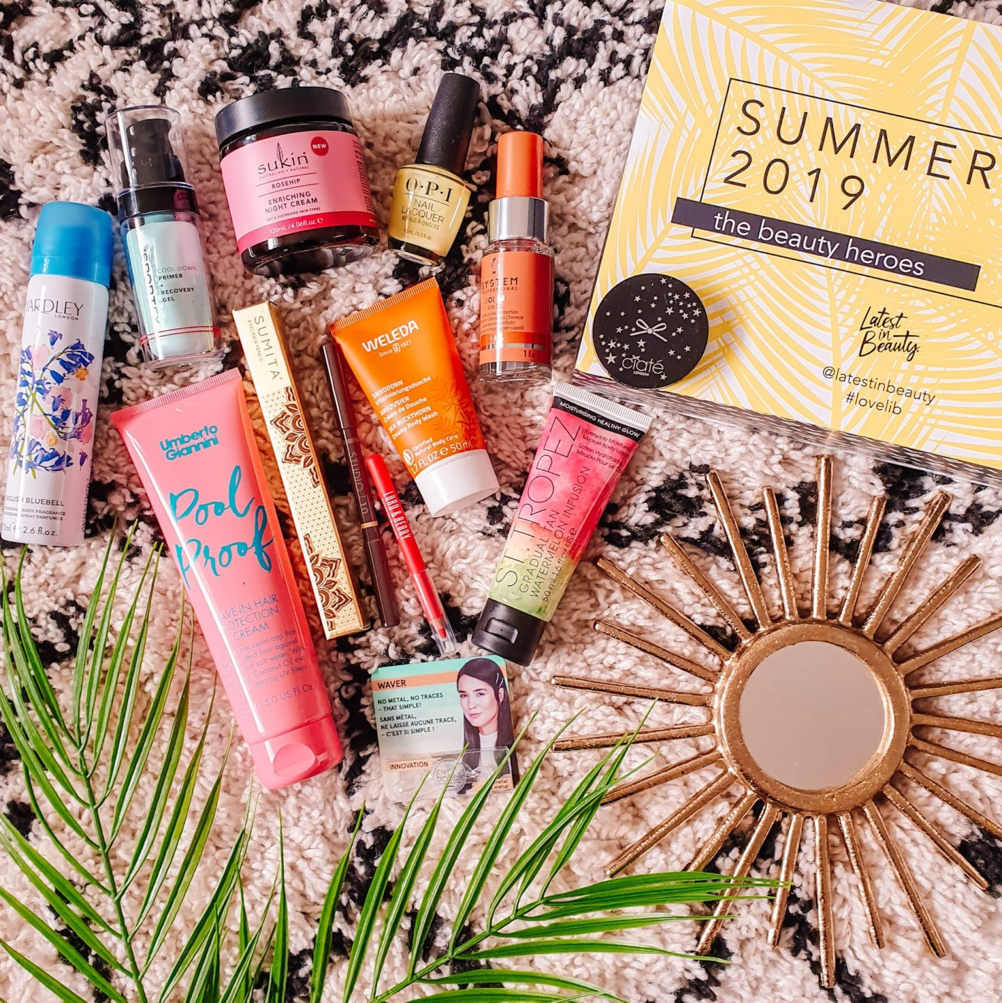 Latest In Beauty Summer 19 The Beauty Heroes