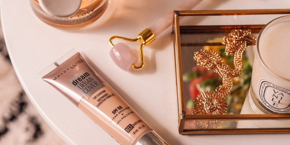 Maybelline Dream Urban Cover Foundation Review
