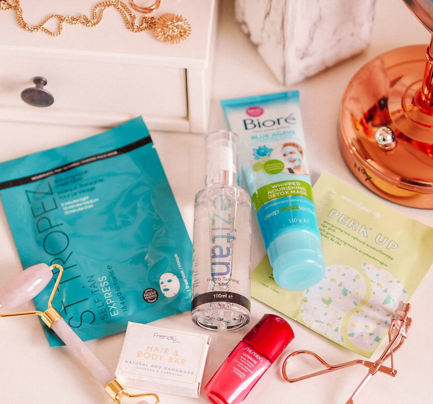 Latest in Beauty Box Beauty Headliners July 19