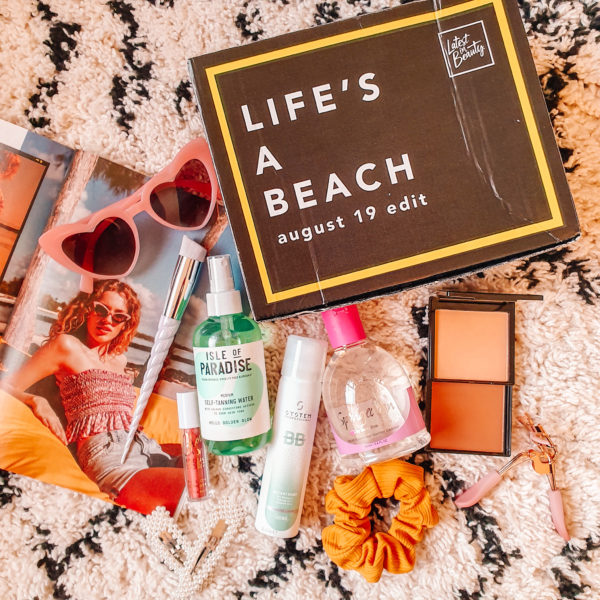 Latest in Beauty – Life's a Beach August 19 Edit