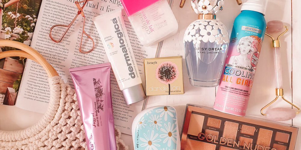 Summer Holiday Beauty Picks