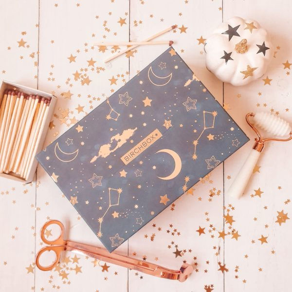 Birchbox Reach for the Stars October Box