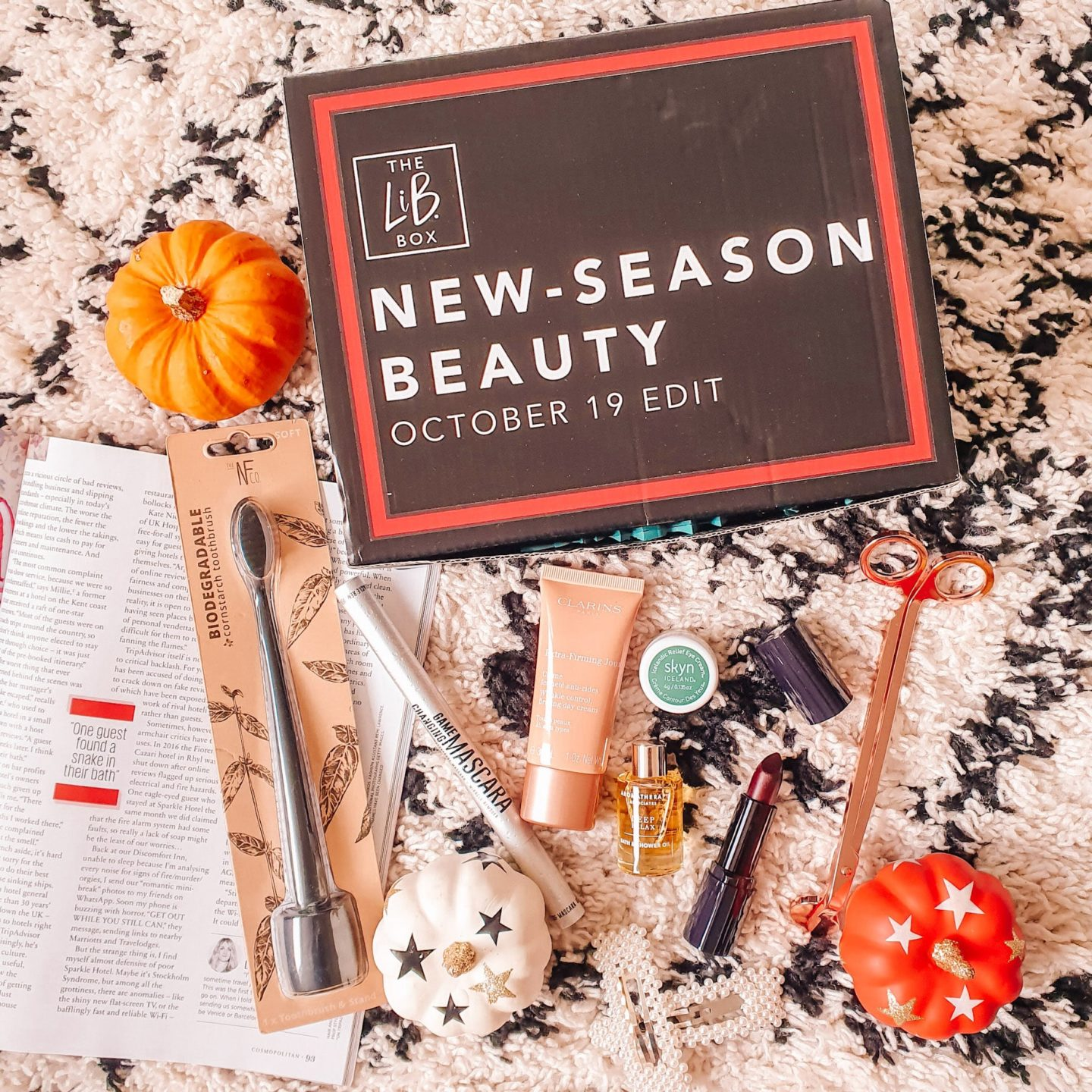 Latest in Beauty New Season Beauty October Edit