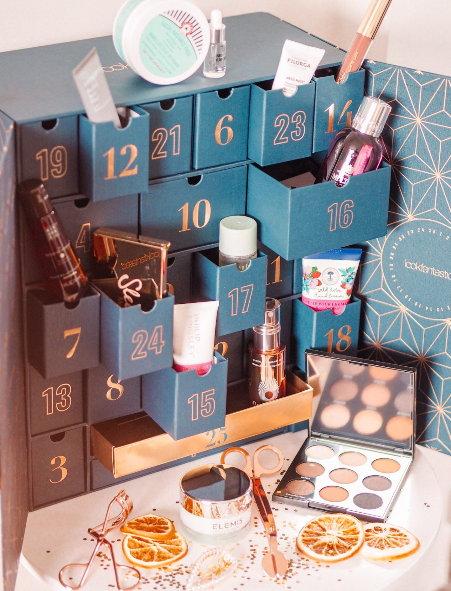 lookfantastic Advent Calendar 2019 contents and review