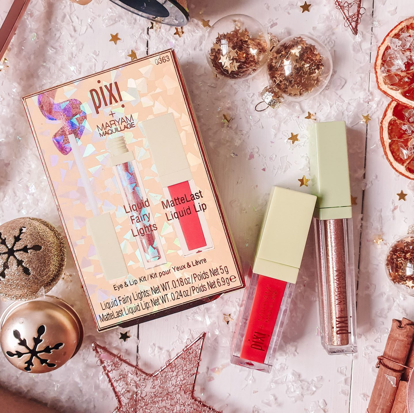 Pixi Eye + Lip Kit
