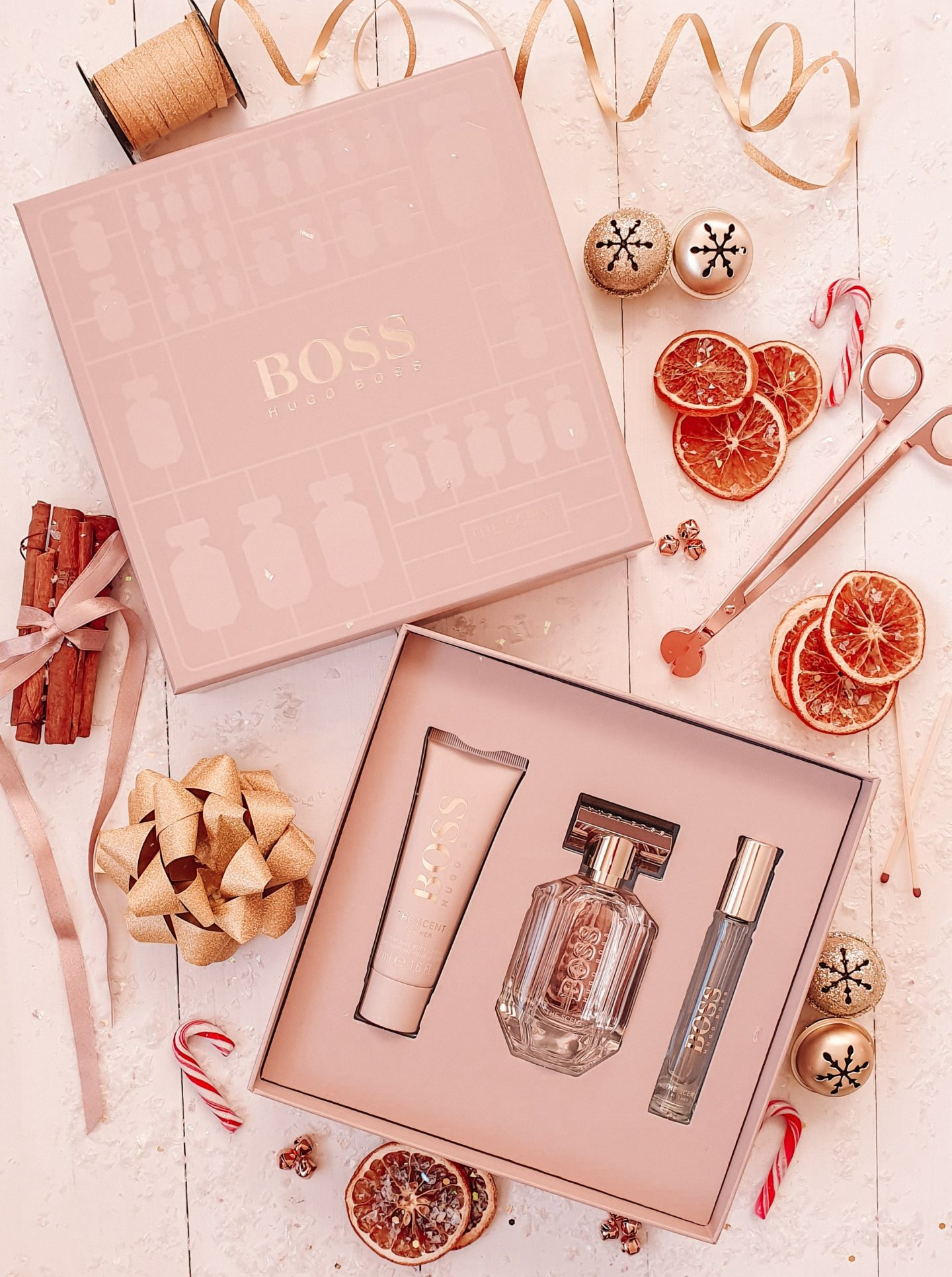 BOSS The Scent For Her Gift Set 50ml