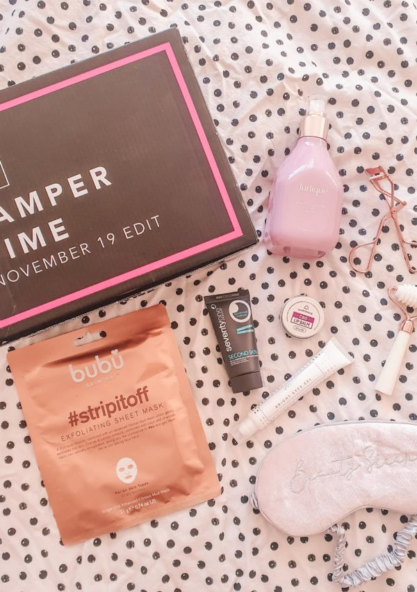 Latest in Beauty Pamper Time November Edit Box Review