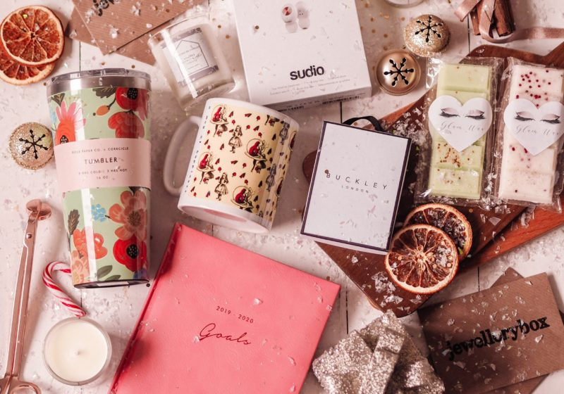 Lifestyle Christmas Gift Guide For Her 2019