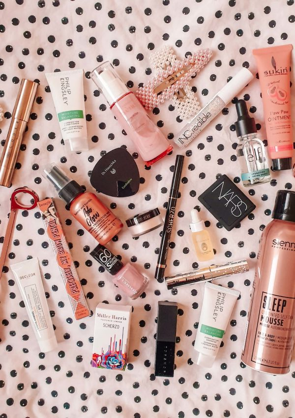 Latest in Beauty Grazia The Party Prep Edit