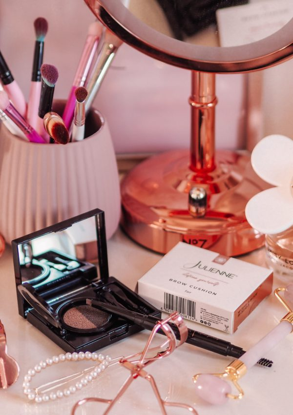My Julienne Brow Products Review
