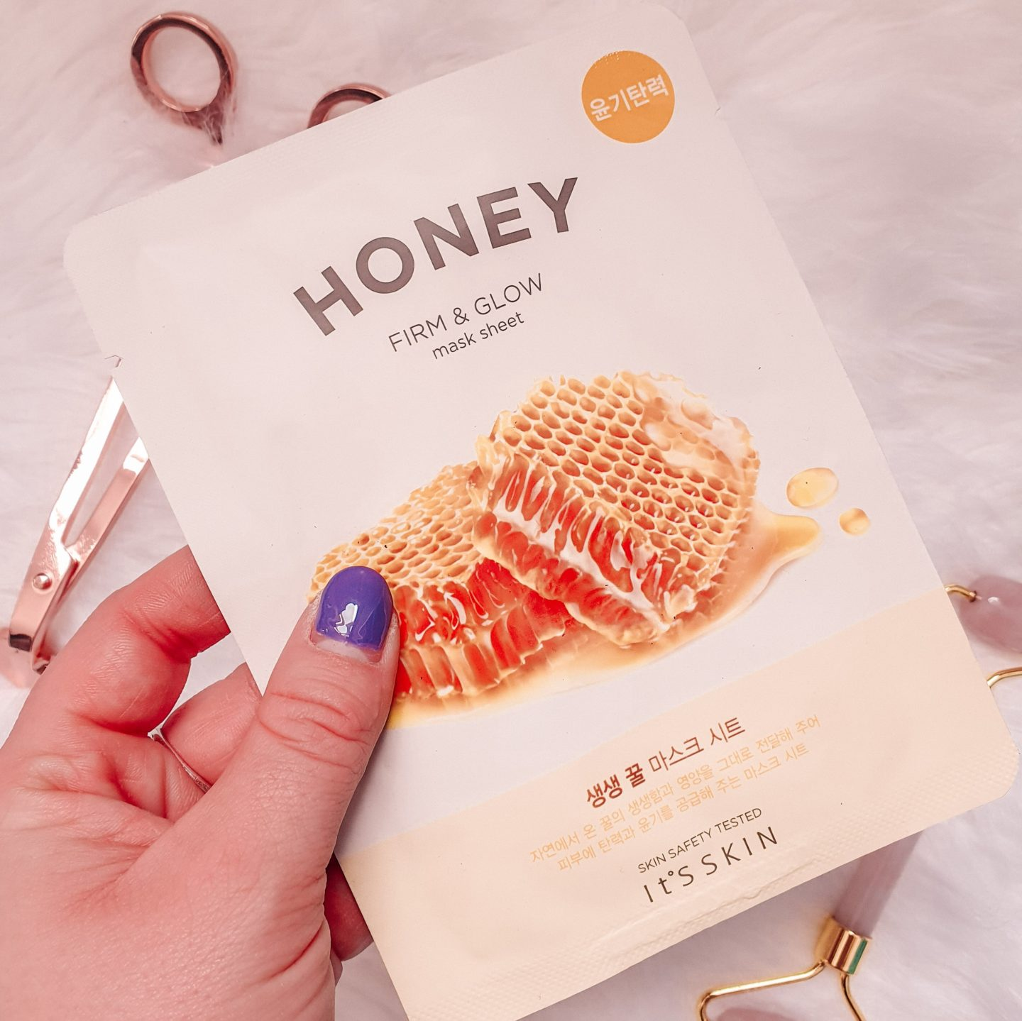 It's Skin Fresh Mask - Honey