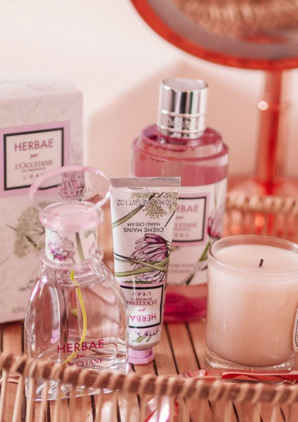 New Herbae par L'Occitane L'Eau Collection