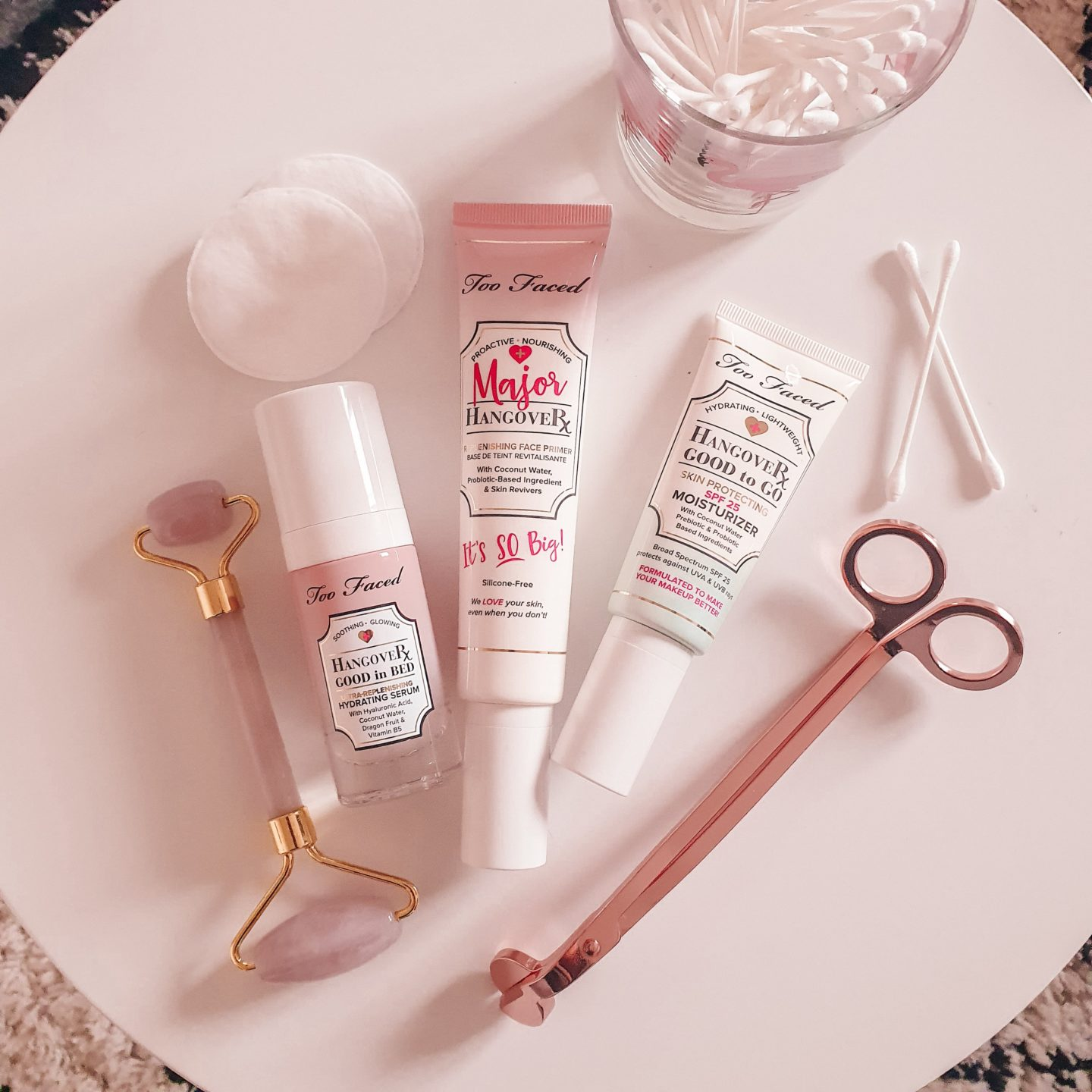 Too Faced Hangover Skincare Review