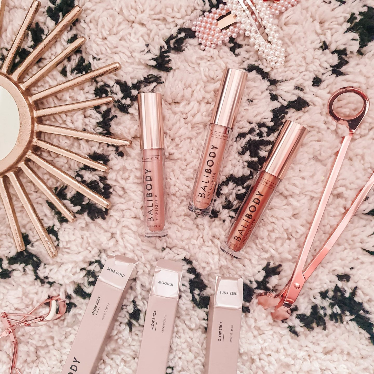 Bali Body Liquid Highlighter Sticks Review