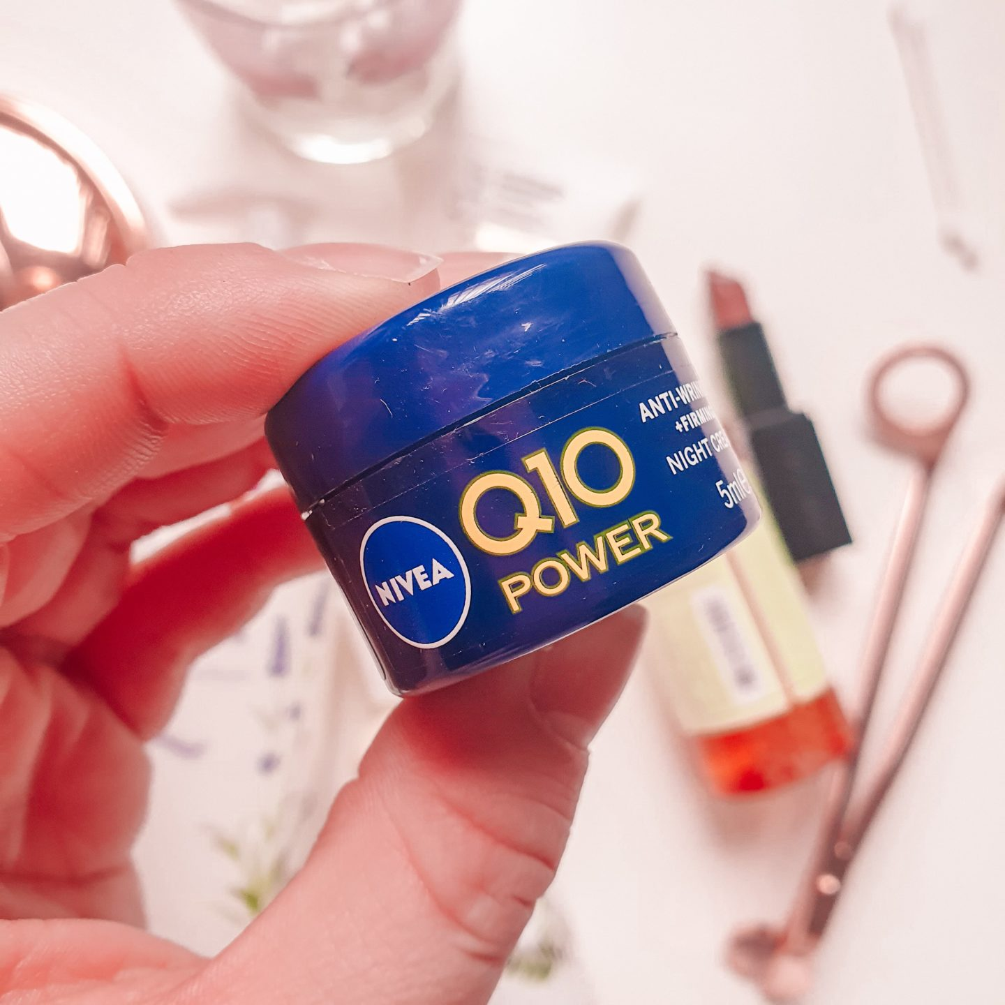 Nivea Q10 Power Anti-Wrinkle+Firming Night Cream