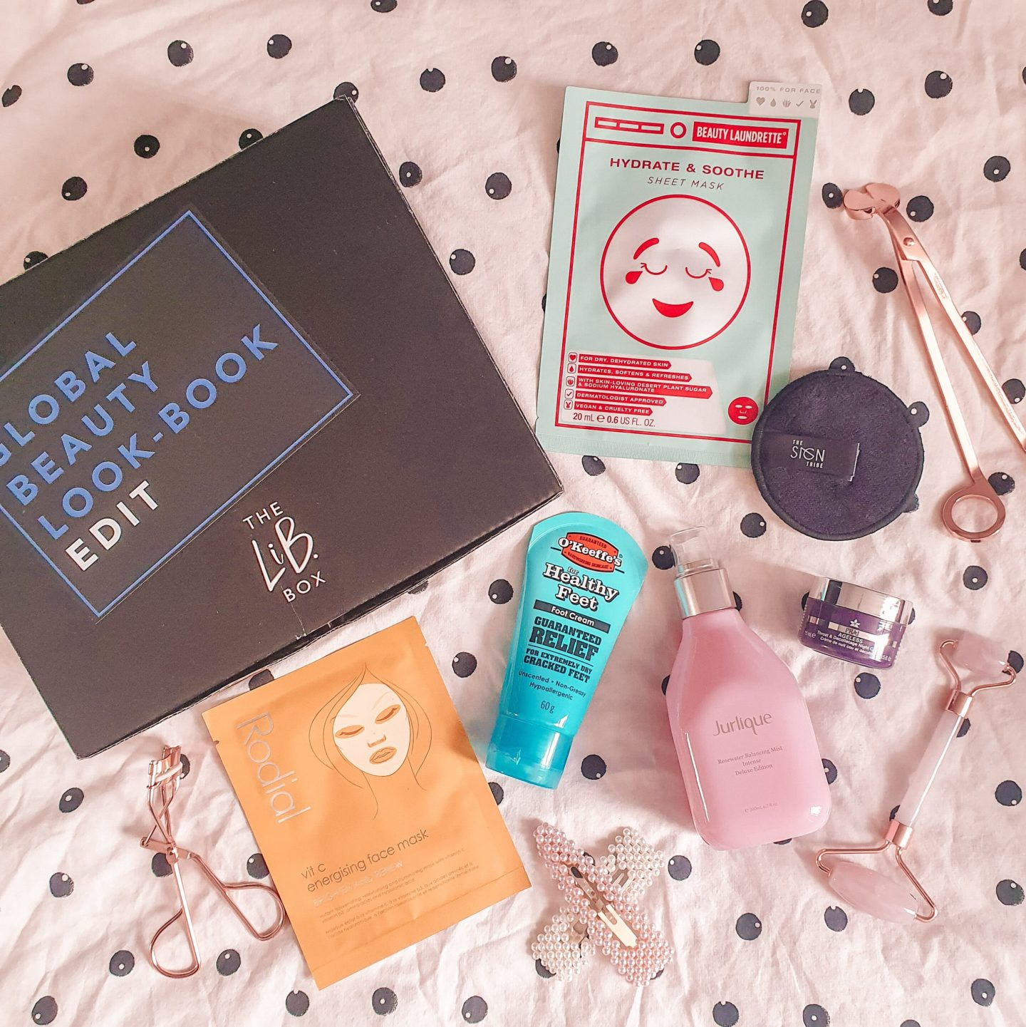 Latest in Beauty Global Beauty Look-book May 2020 Edit