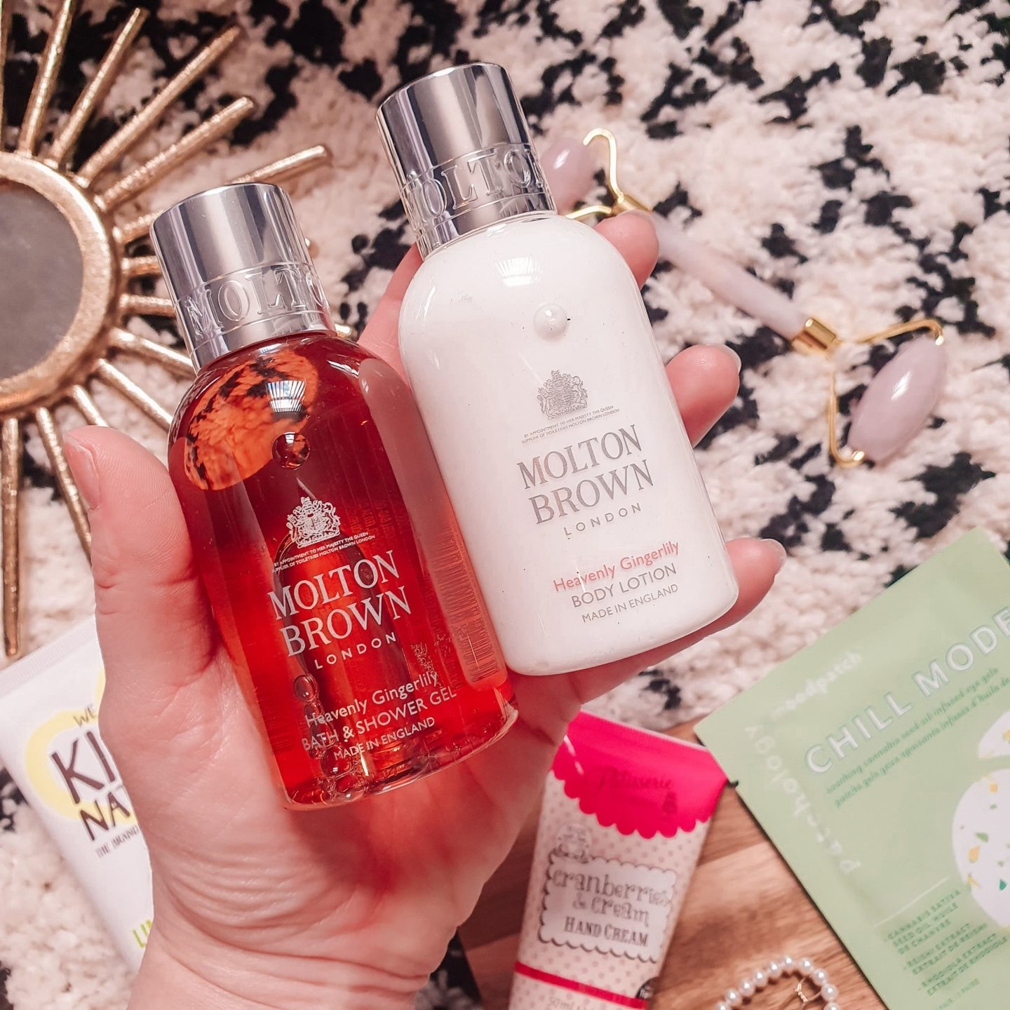 Molton Brown Heavenly Gingerlily  Duo