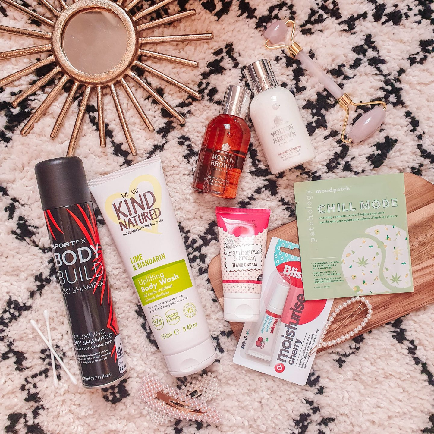 Latest in Beauty Oh So Natural April 2020 Edit