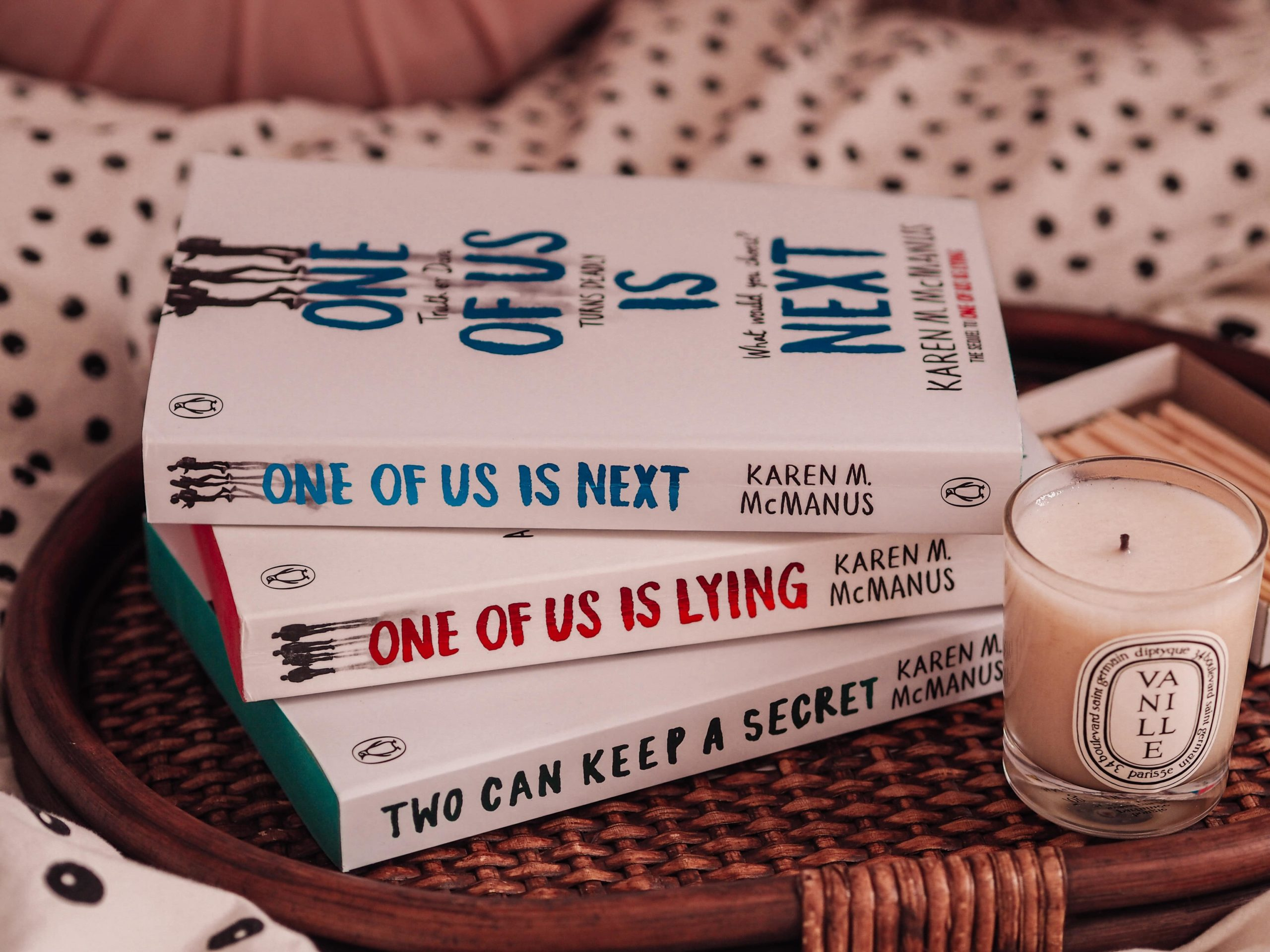 One of Us is Lying and One of Us is Next Book Review