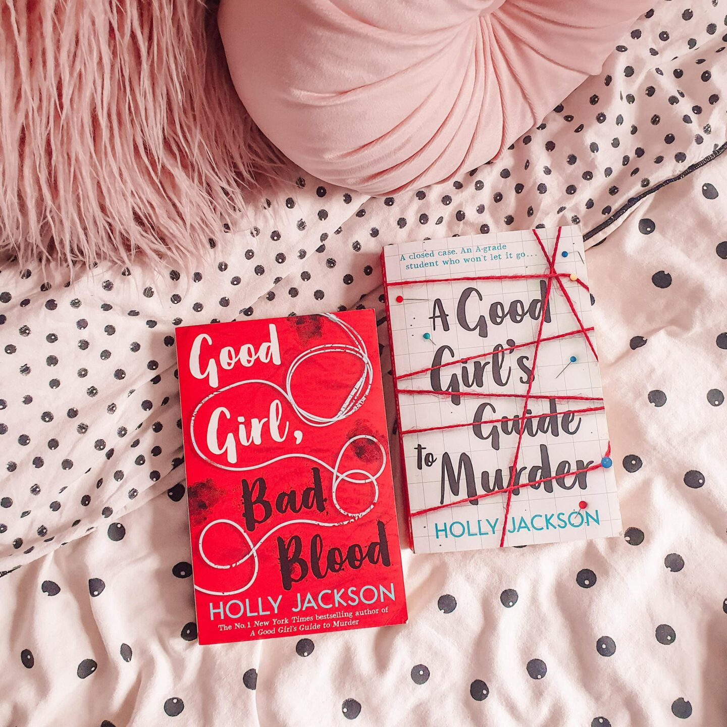 A Good Girls Guide to Murder and Good Girl Bad Blood Book Review