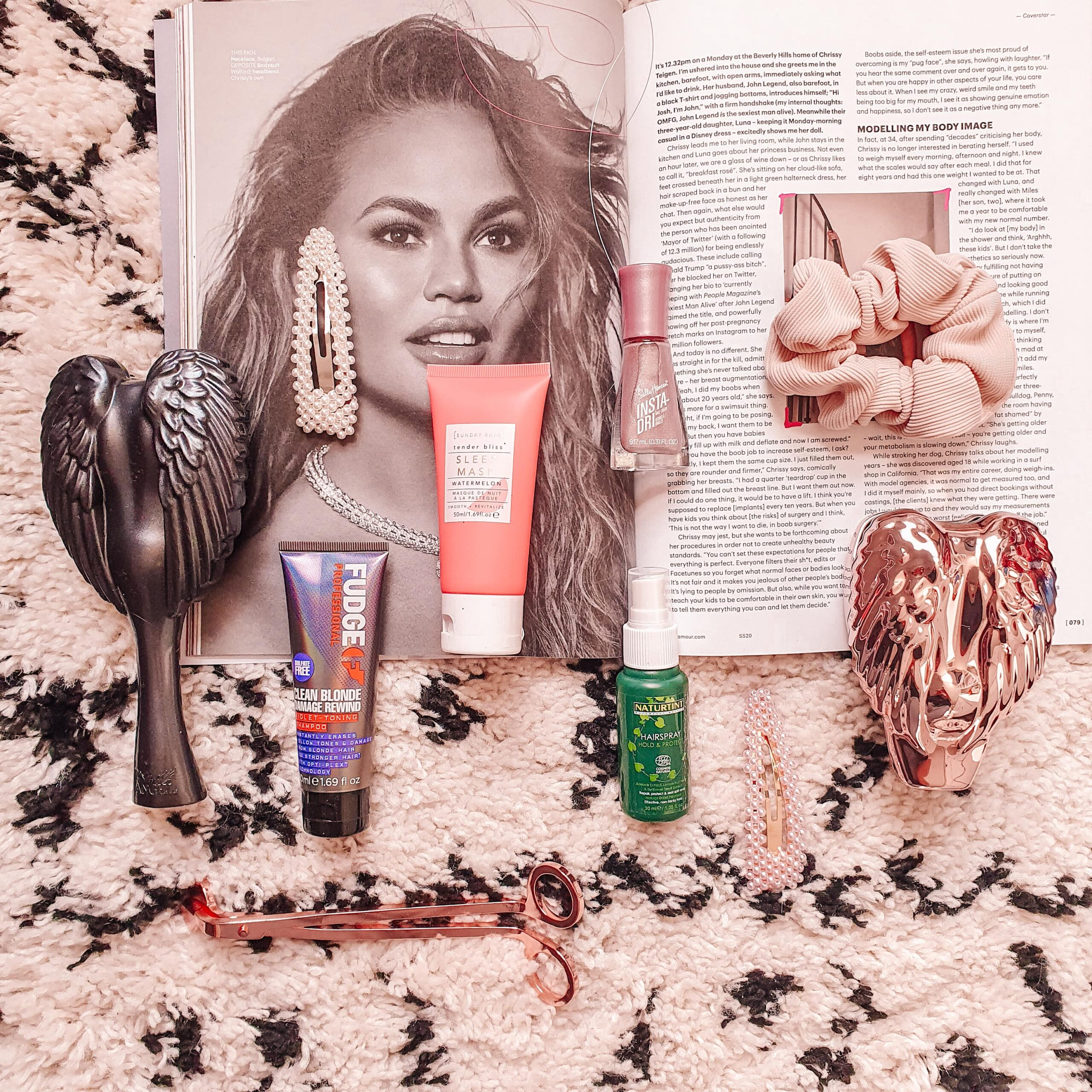 Latest in Beauty Beauty Headliners July 2020 Edit