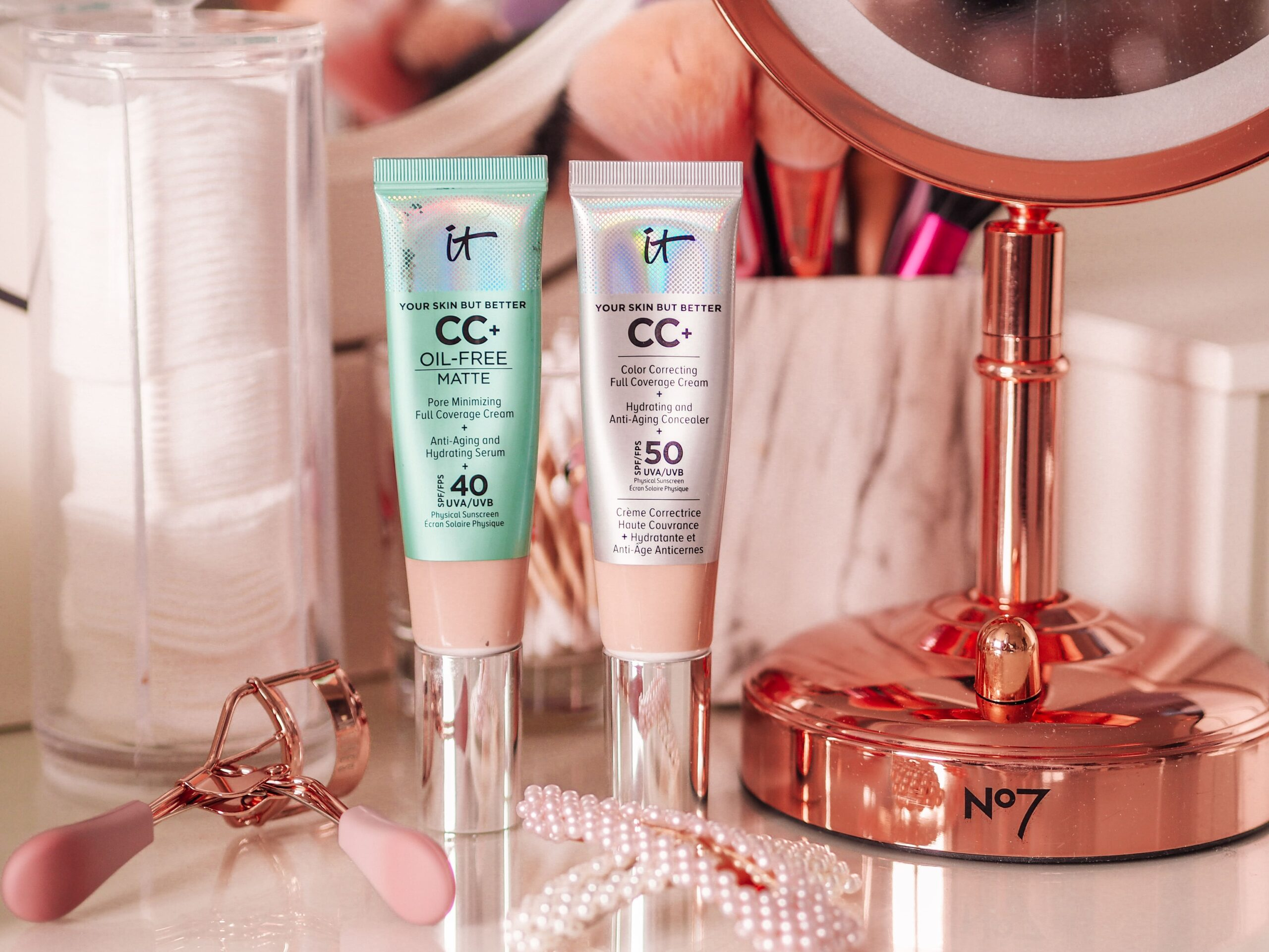 Which IT Cosmetics Your Skin But Better CC+ Cream is best for oily skin?