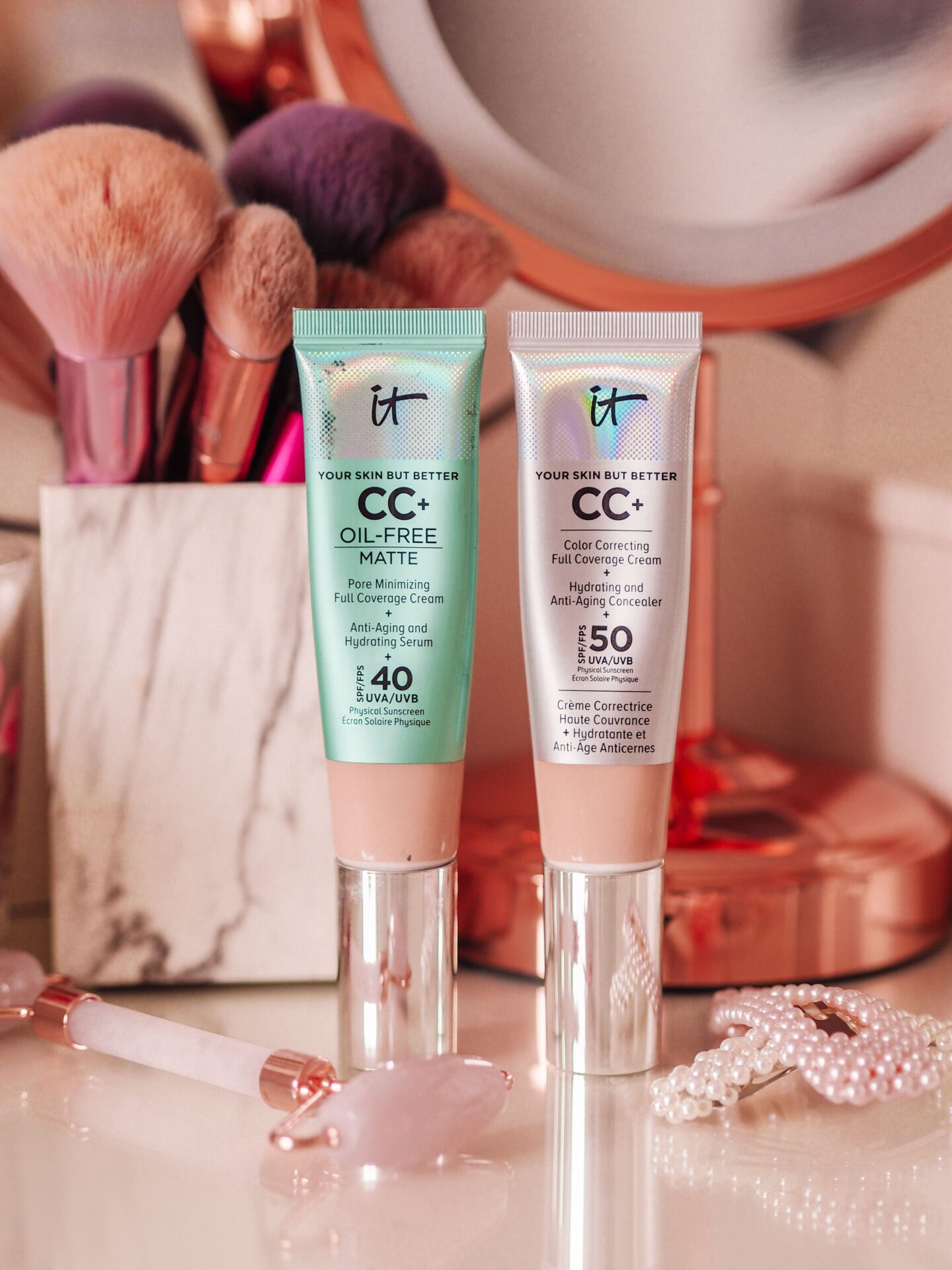IT Cosmetics Your Skin But Better CC+ Cream Review