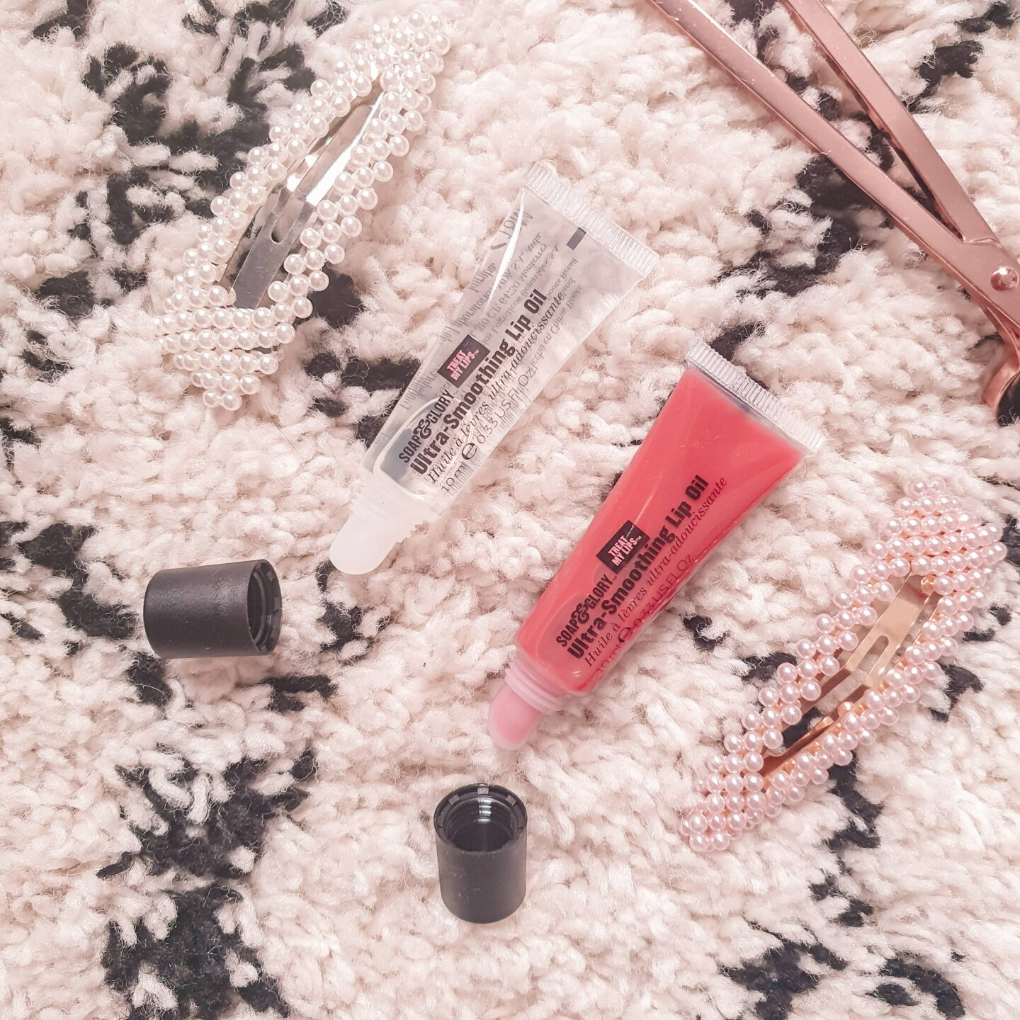 Soap and Glory Ultra-Smoothing Lip Oils Review