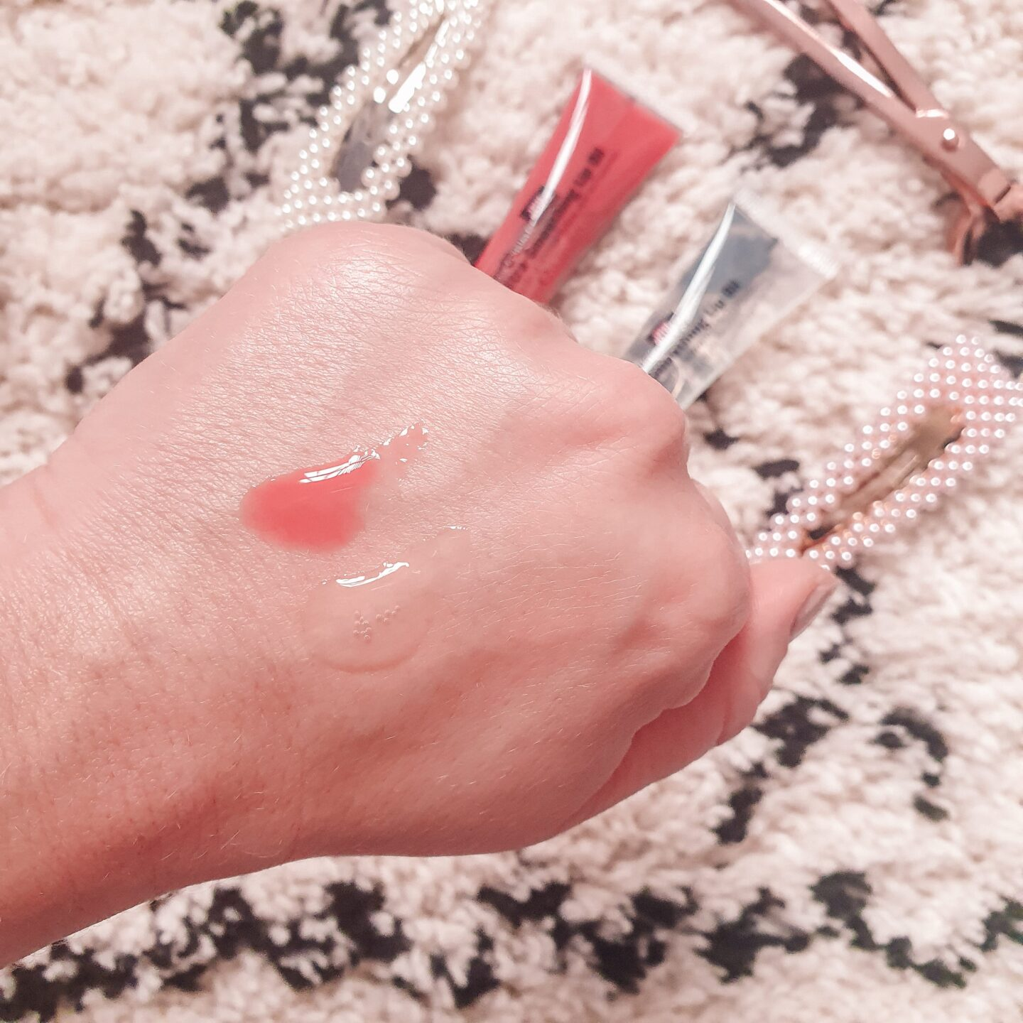 Soap and Glory Ultra-Smoothing Lip Oils Swatches