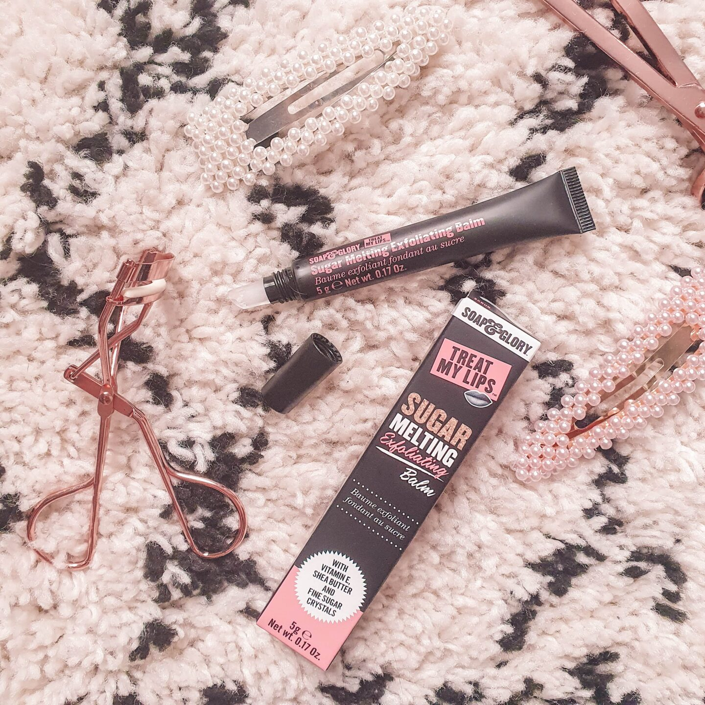 Soap and Glory Sugar Melting Exfoliating Balm Review