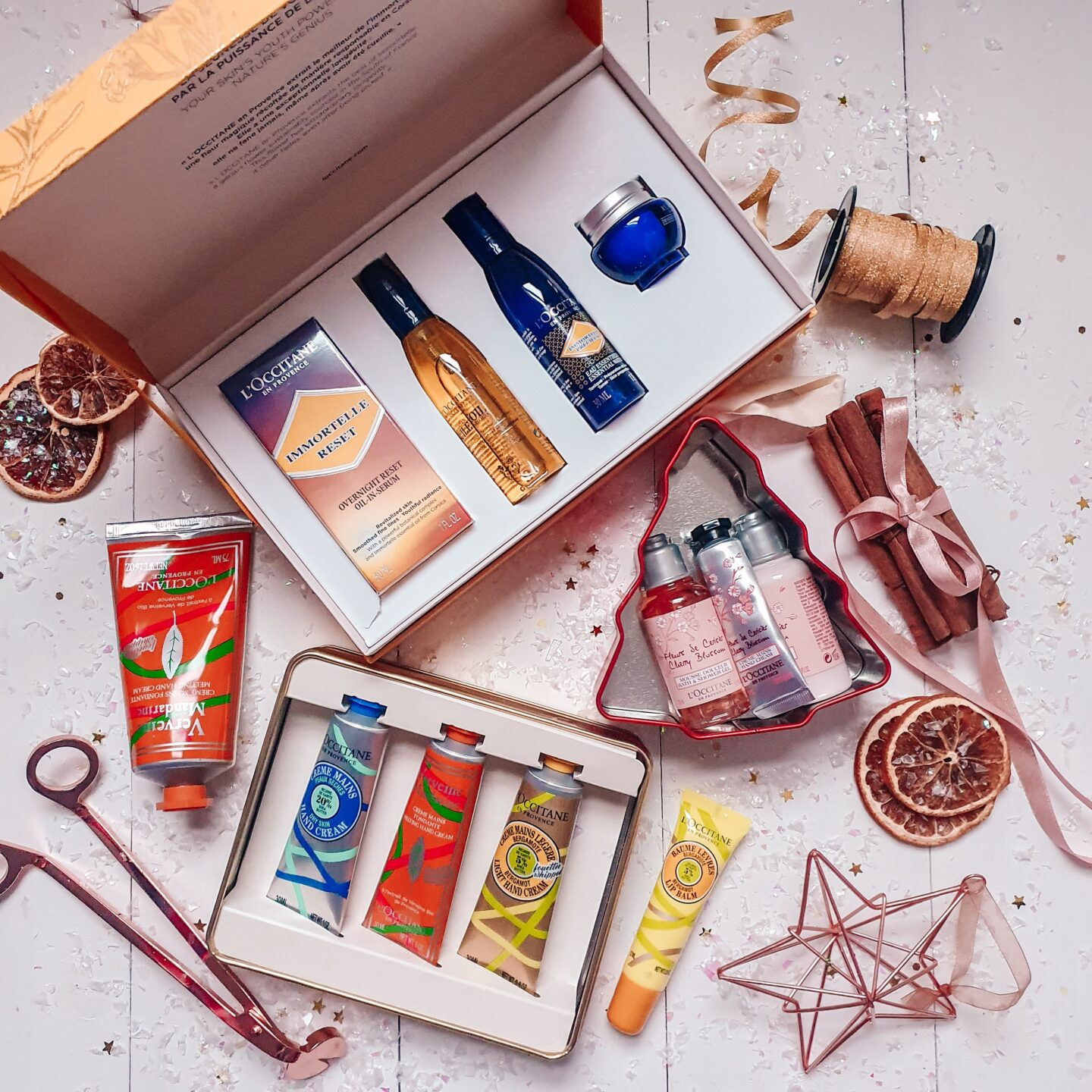 L'Occitane Christmas Gift Sets