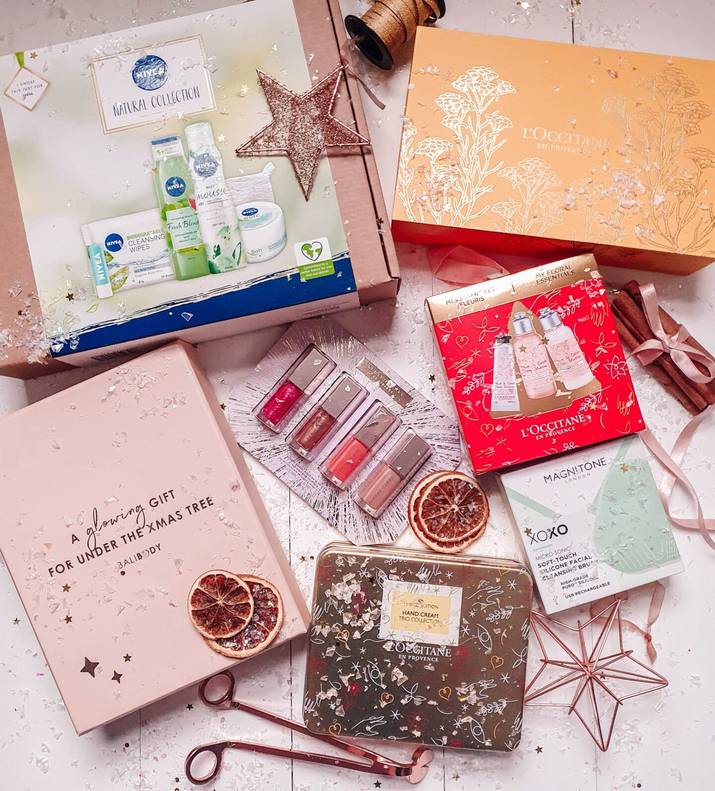 Beauty Christmas Gift Ideas for Her
