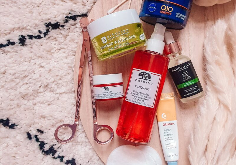 Winter Skincare Saviour Products