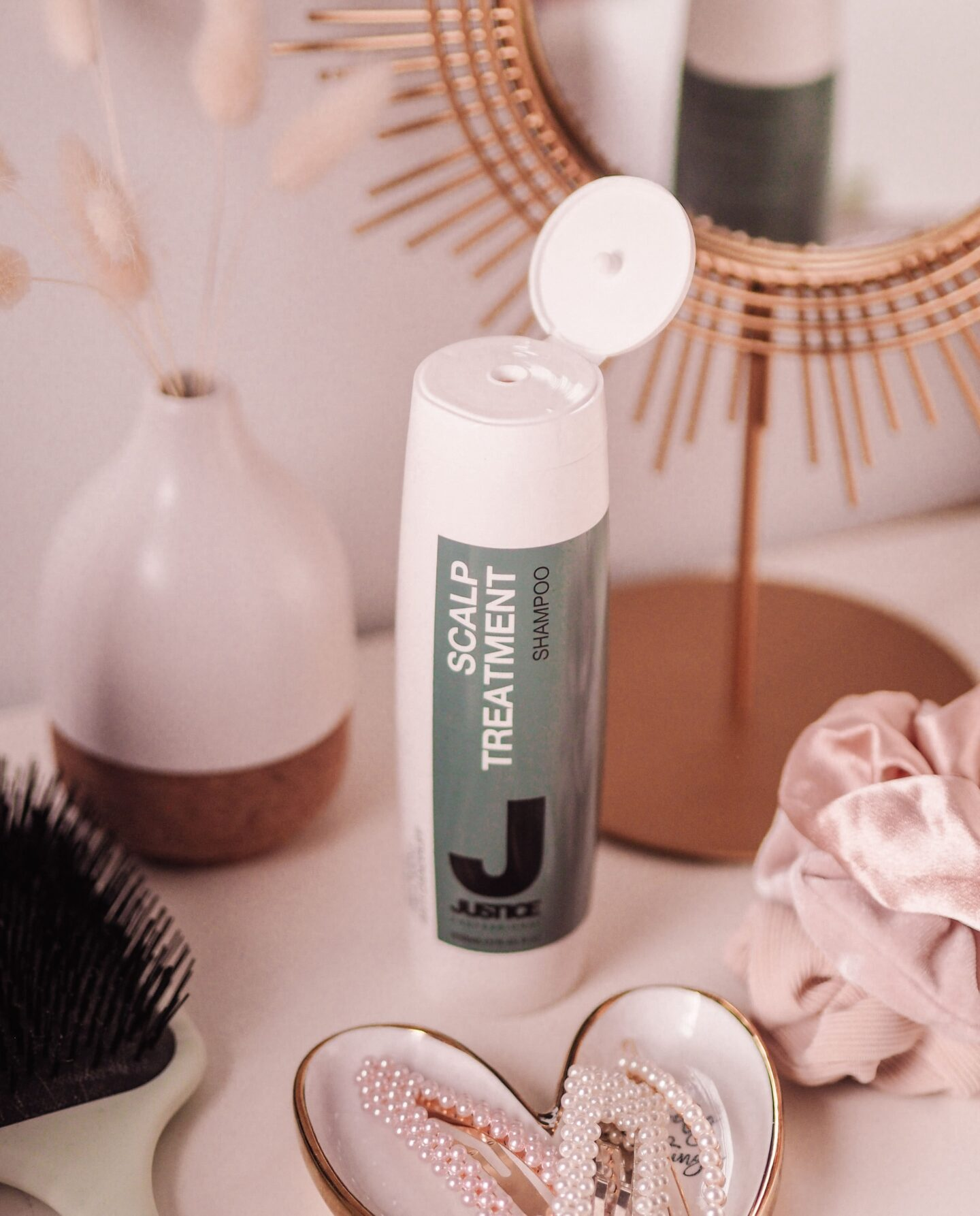 Justice Professional haircare review